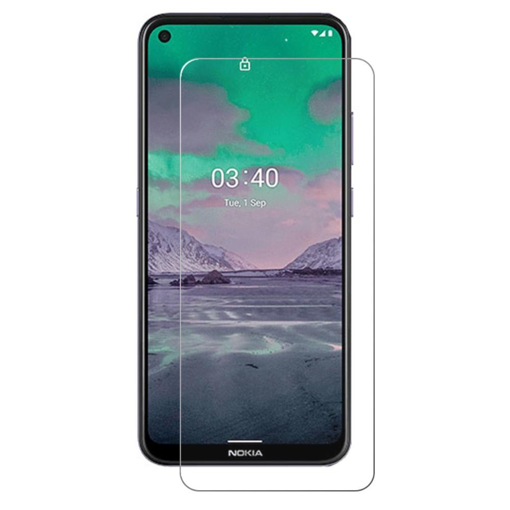 Härdat Glas 0.3mm Skärmskydd Nokia 3.4