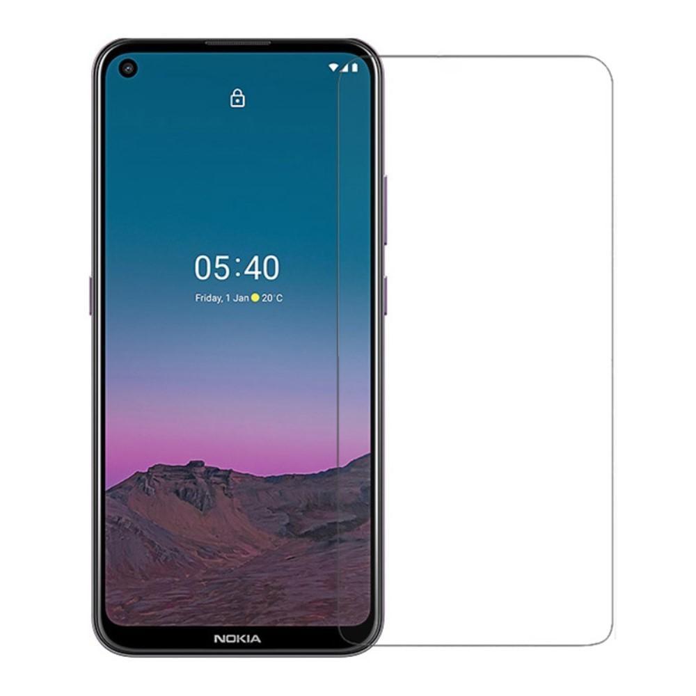 Härdat Glas 0.3mm Skärmskydd Nokia 5.4