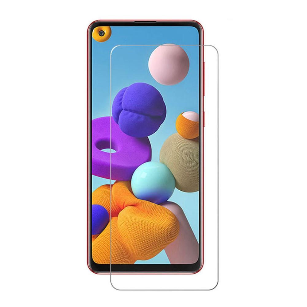 Härdat Glas 0.3mm Skärmskydd Samsung Galaxy A21s