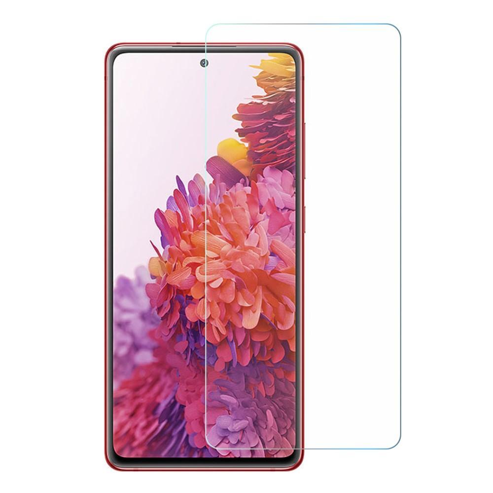 Härdat Glas 0.3mm Skärmskydd Samsung Galaxy S20 FE