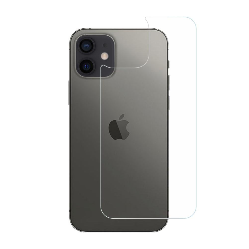 Härdat Glas 0.3mm Baksida iPhone 12/12 Pro