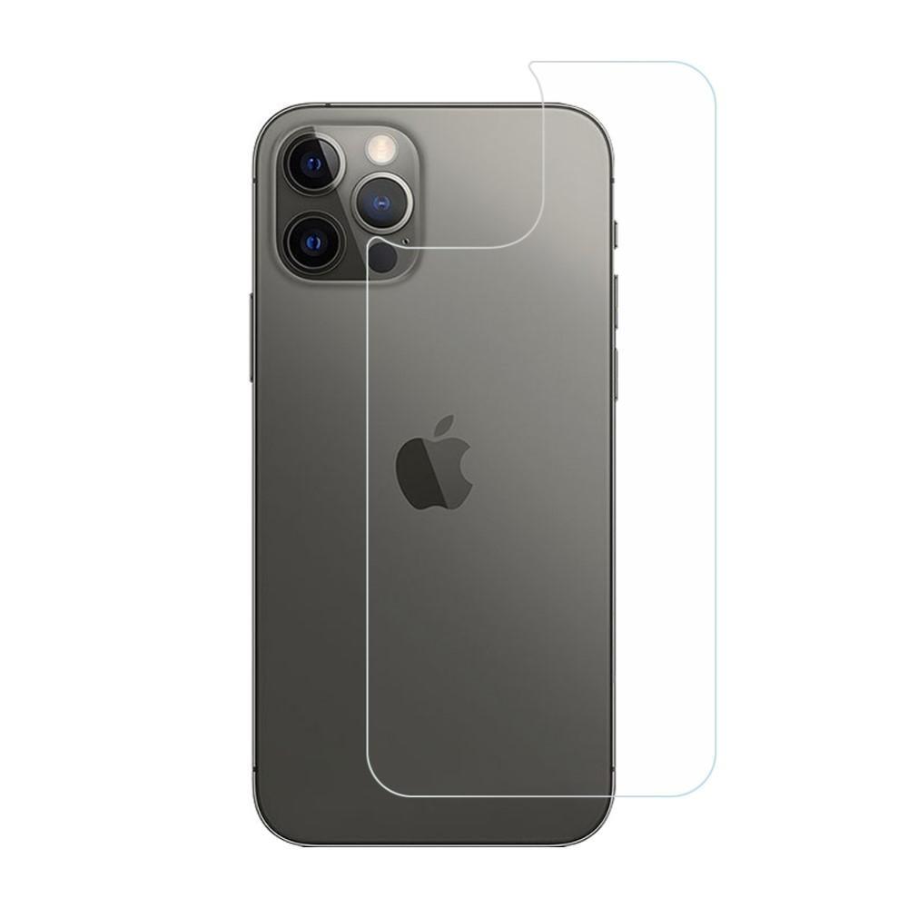 Härdat Glas 0.3mm Baksida iPhone 12 Pro Max