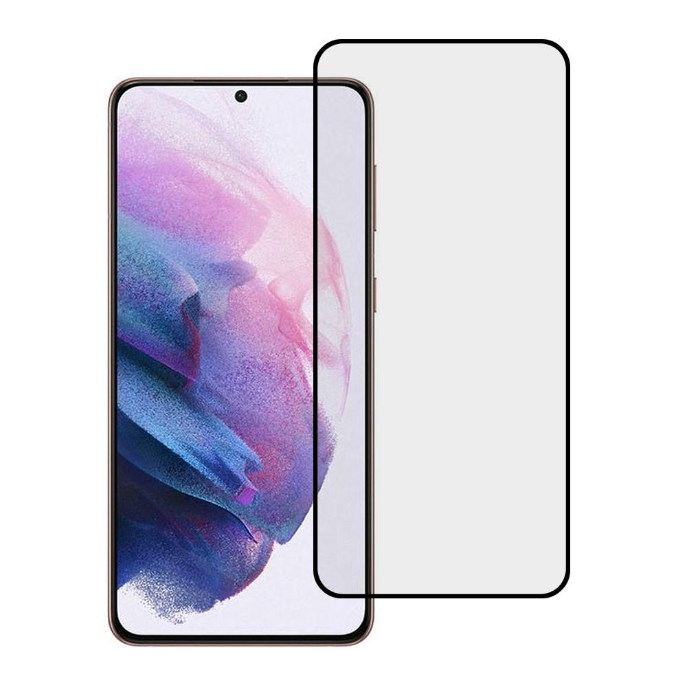 Heltäckande Härdat Glas Skärmskydd Samsung Galaxy S21
