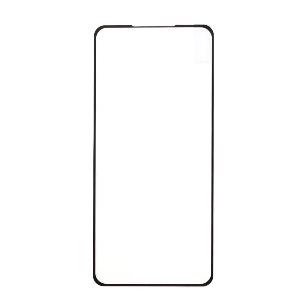 Heltäckande Härdat Glas Skärmskydd Xiaomi Redmi Note 10