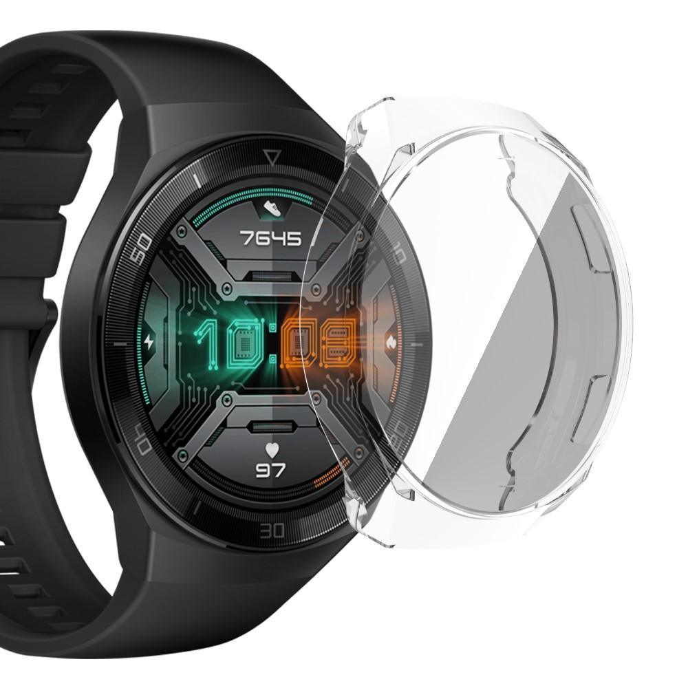 Heltäckande Skal Huawei Watch GT 2e transparent