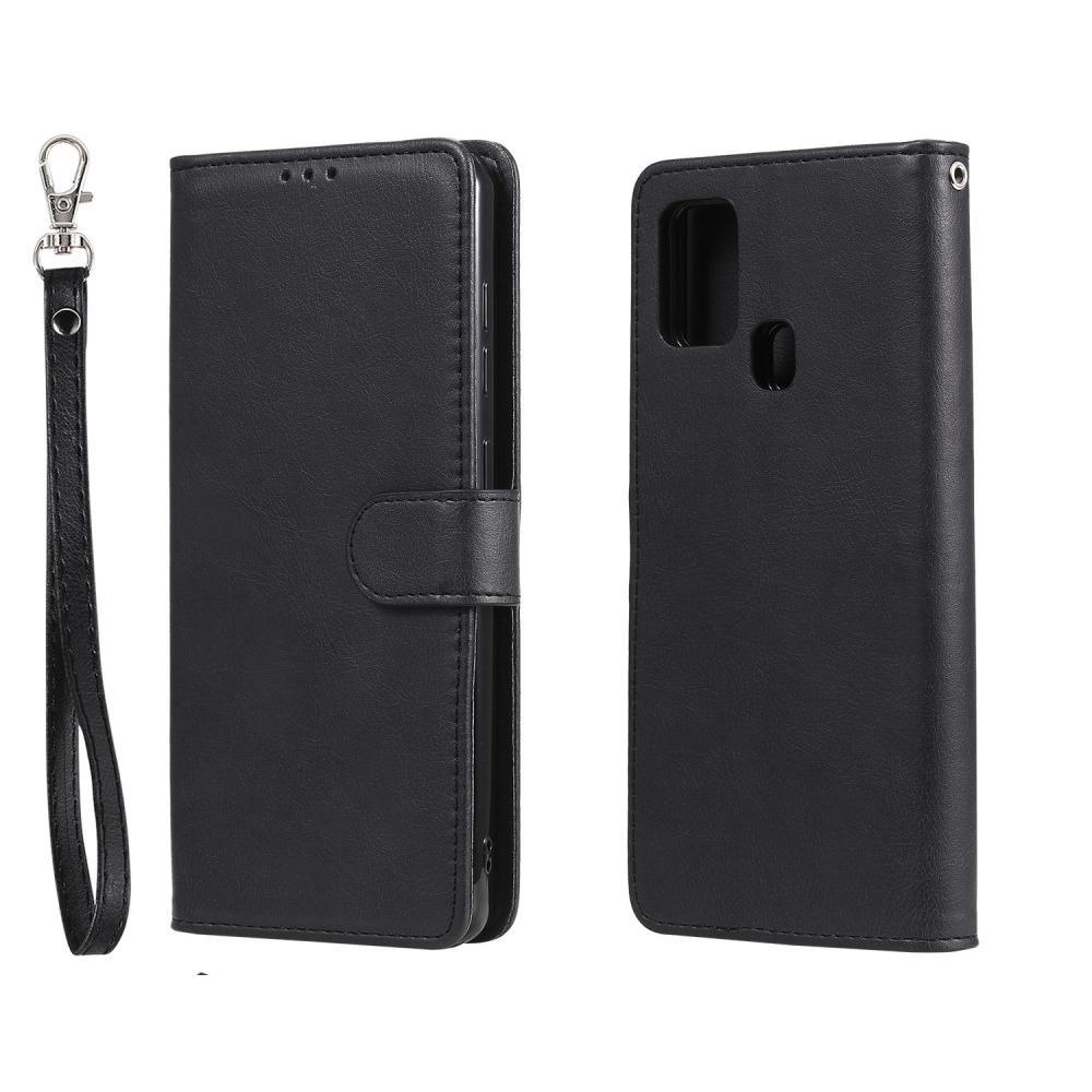 Magnetfodral Samsung Galaxy A21s svart