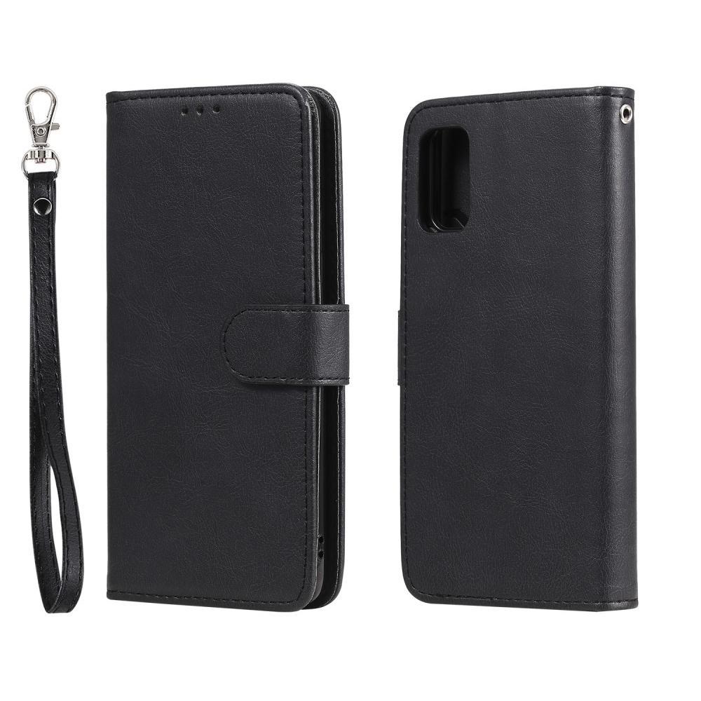 Magnetfodral Samsung Galaxy A41 svart