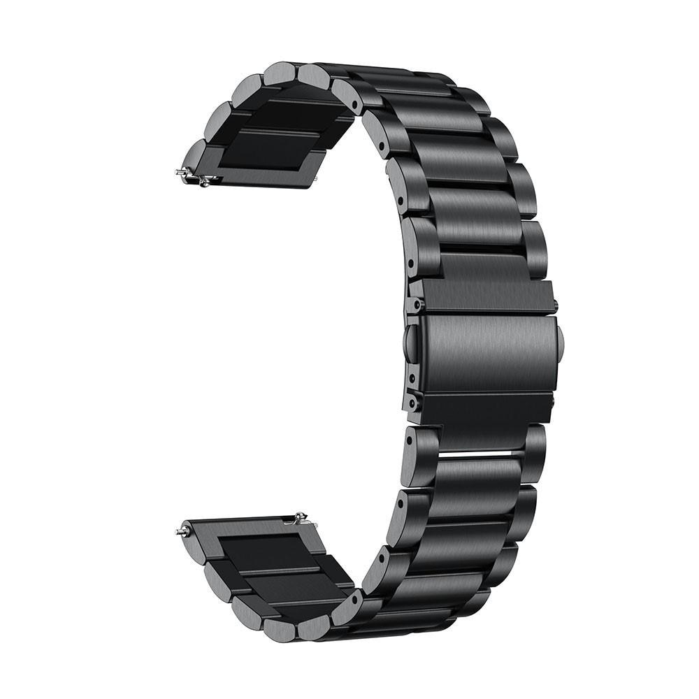 Metallarmband Huawei Watch GT 2 42mm svart