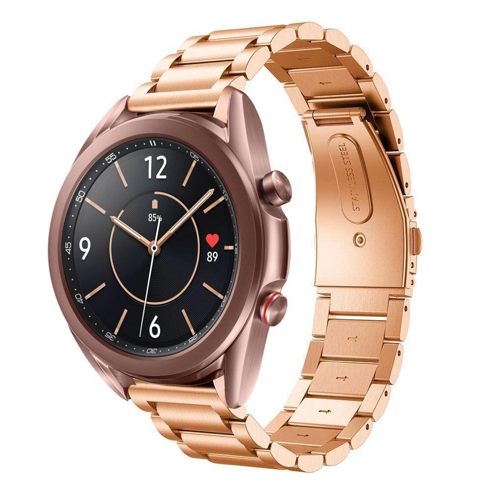 Metallarmband Samsung Galaxy Watch 3 41mm roséguld
