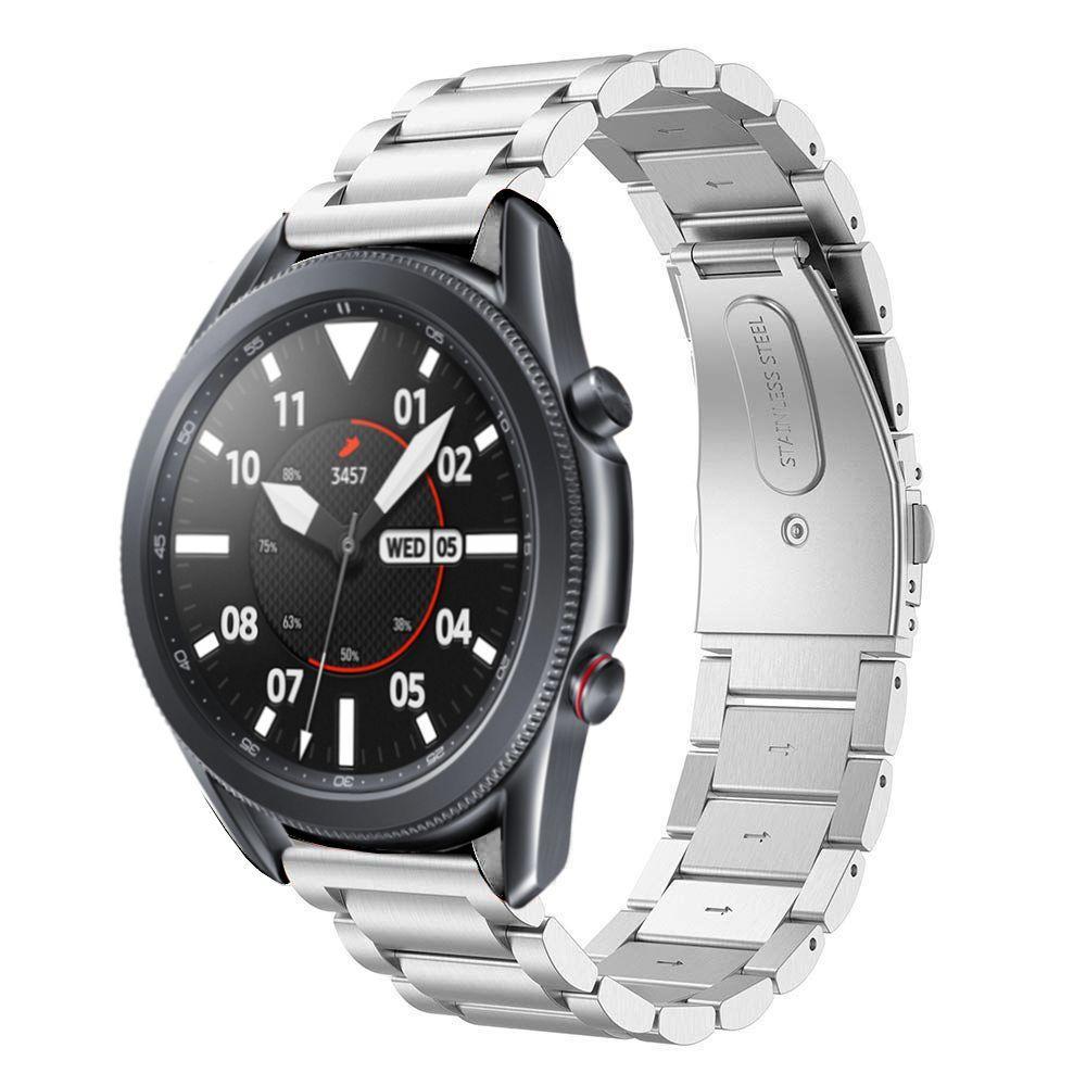 Metallarmband Samsung Galaxy Watch 3 45mm silver