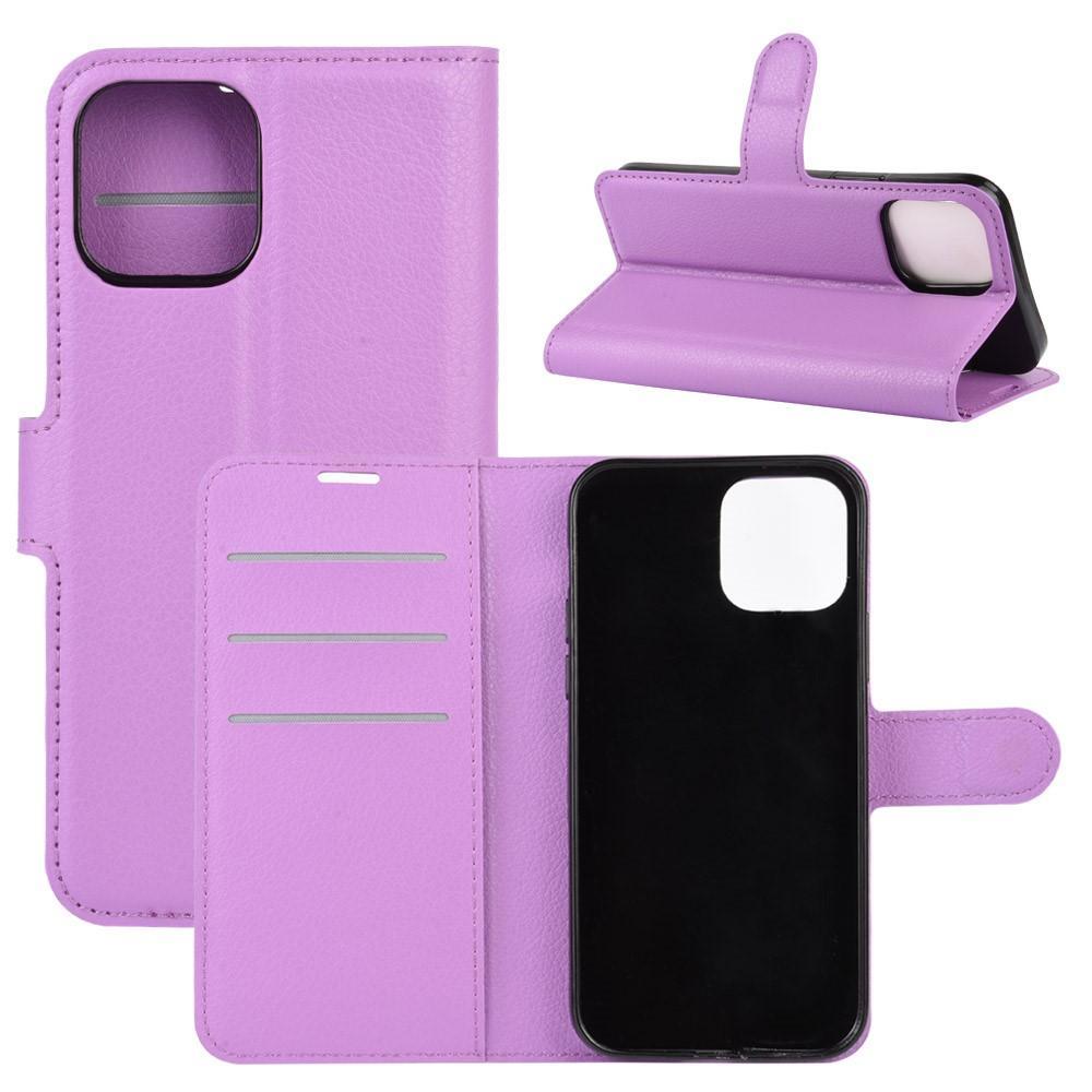 Mobilfodral Apple iPhone 12 Mini lila