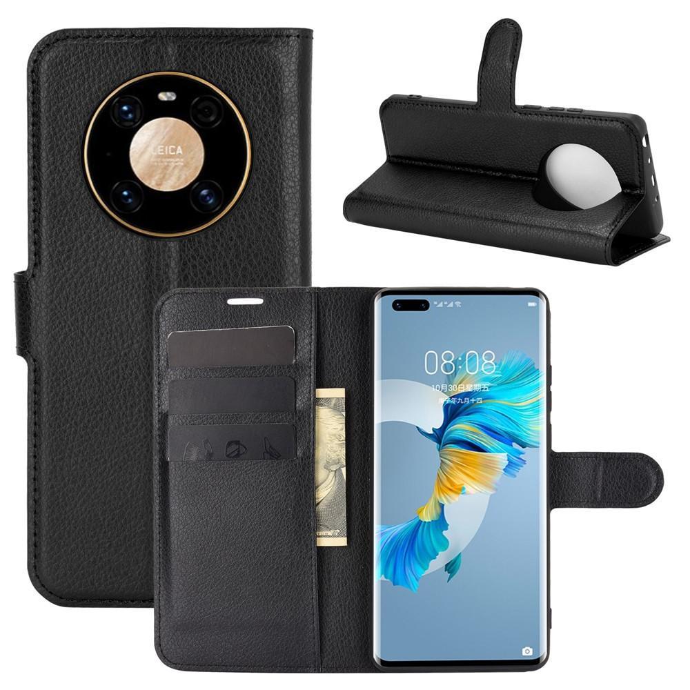 Mobilfodral Huawei Mate 40 Pro svart