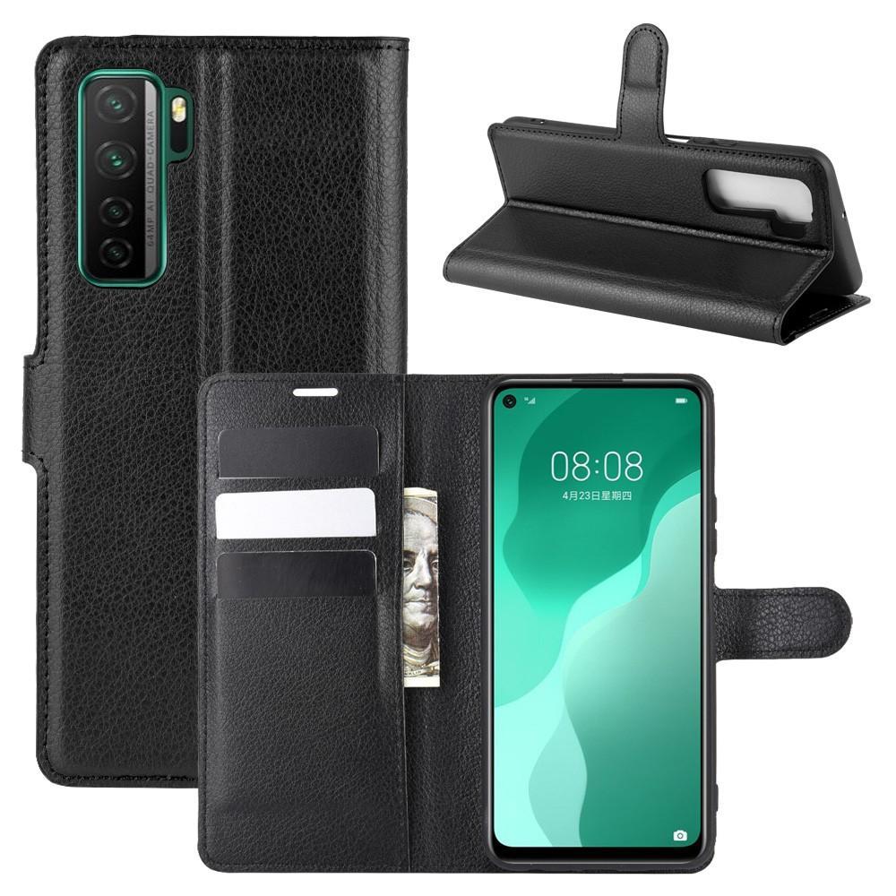 Mobilfodral Huawei P40 Lite 5G svart