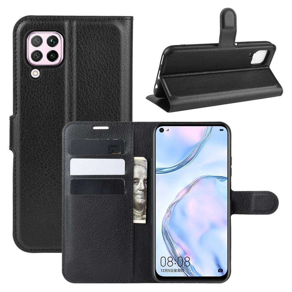 Mobilfodral Huawei P40 Lite svart