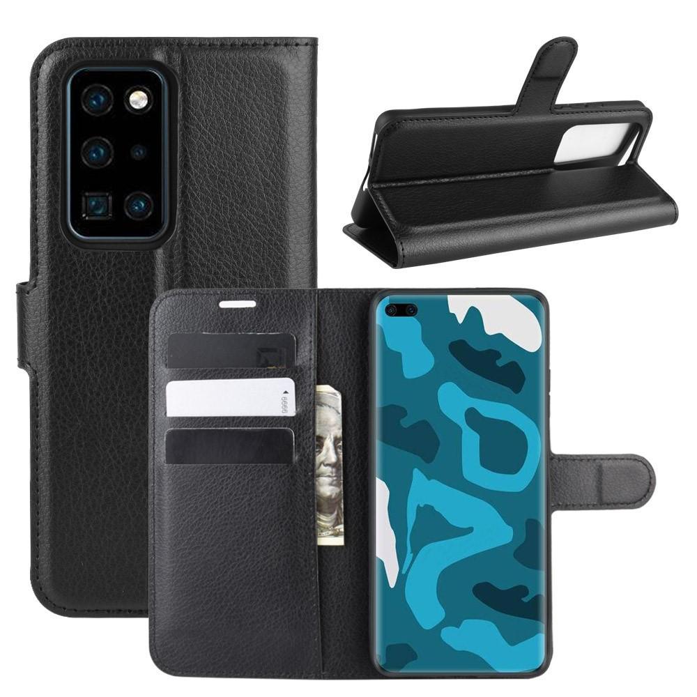 Mobilfodral Huawei P40 Pro svart