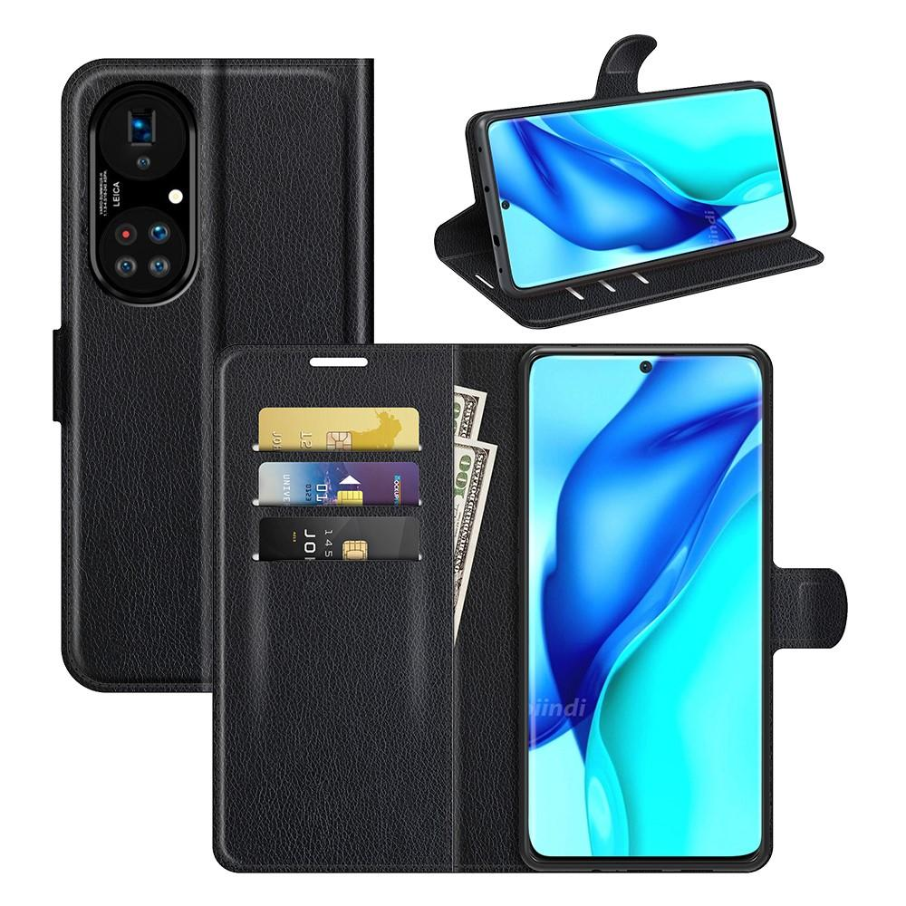 Mobilfodral Huawei P50 Pro svart