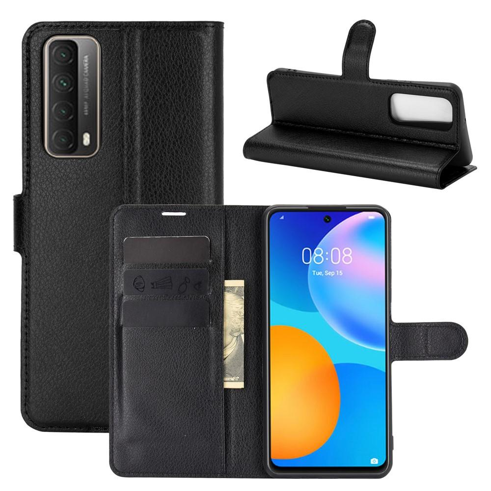 Mobilfodral Huawei P Smart 2021 svart