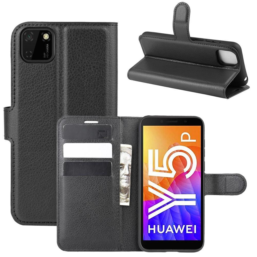 Mobilfodral Huawei Y5p svart