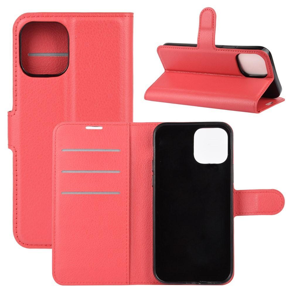 Mobilfodral iPhone 12/12 Pro röd
