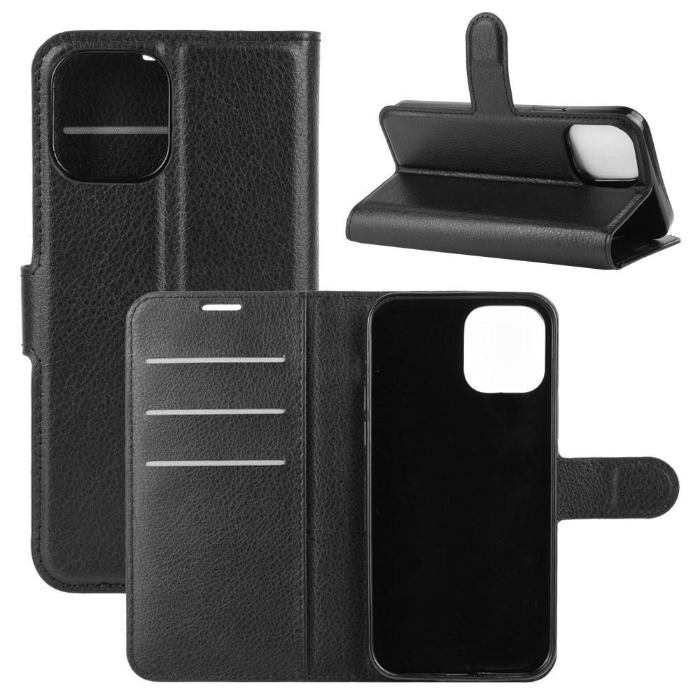 Mobilfodral iPhone 12/12 Pro svart
