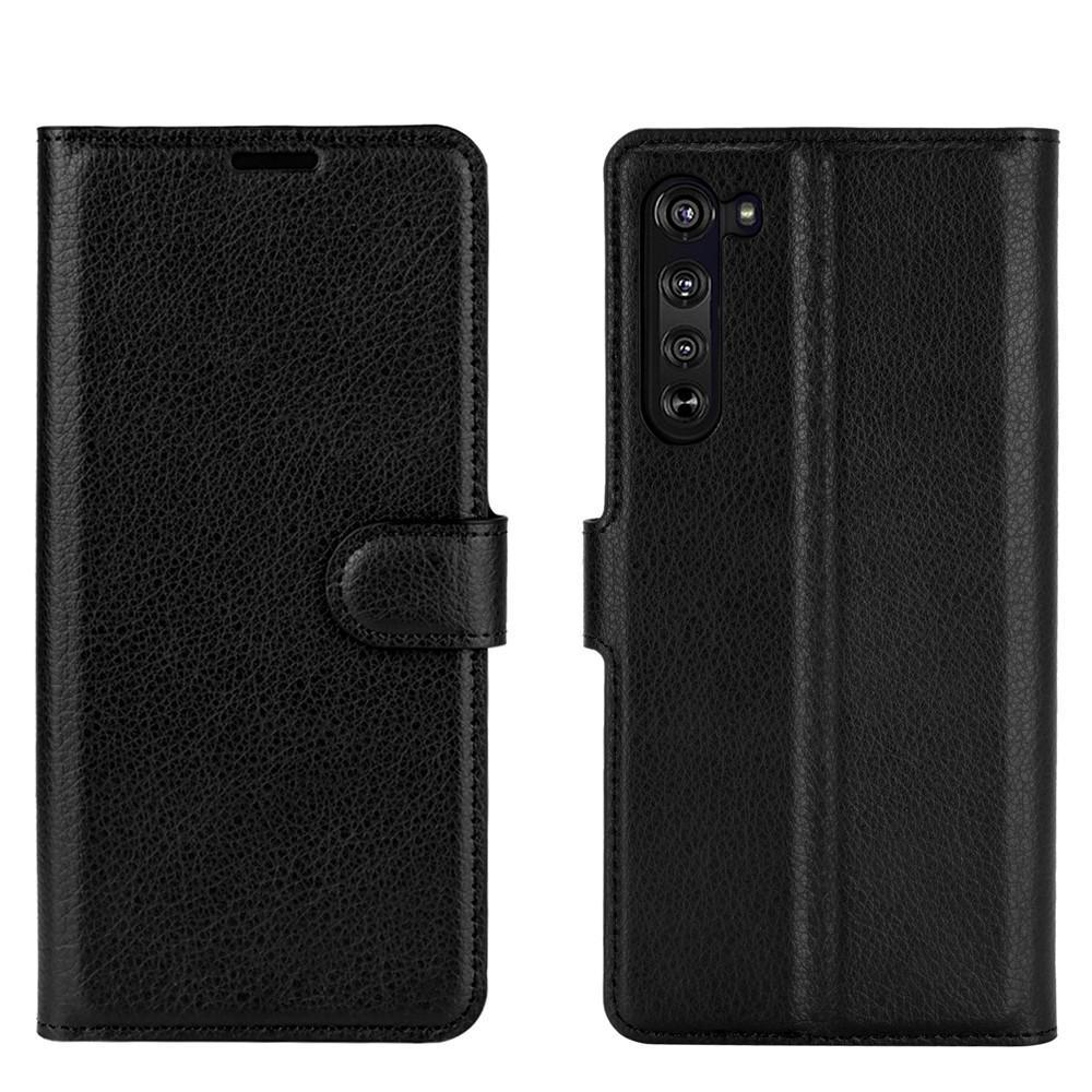 Mobilfodral Motorola Edge svart