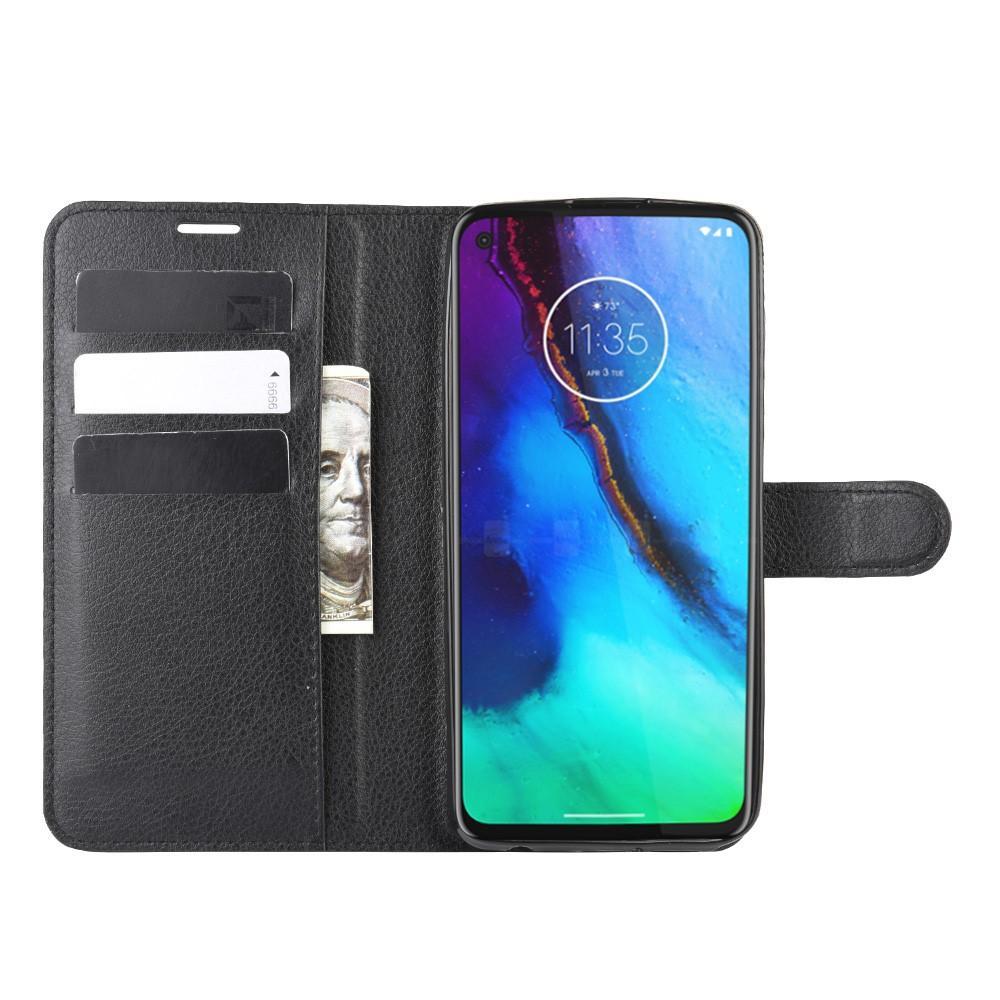 Mobilfodral Motorola Moto G Pro svart
