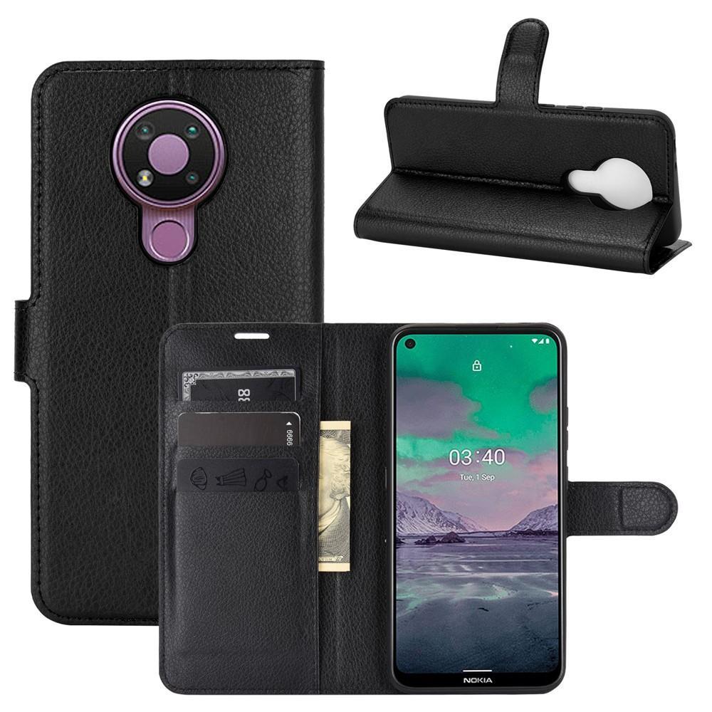 Mobilfodral Nokia 3.4 svart