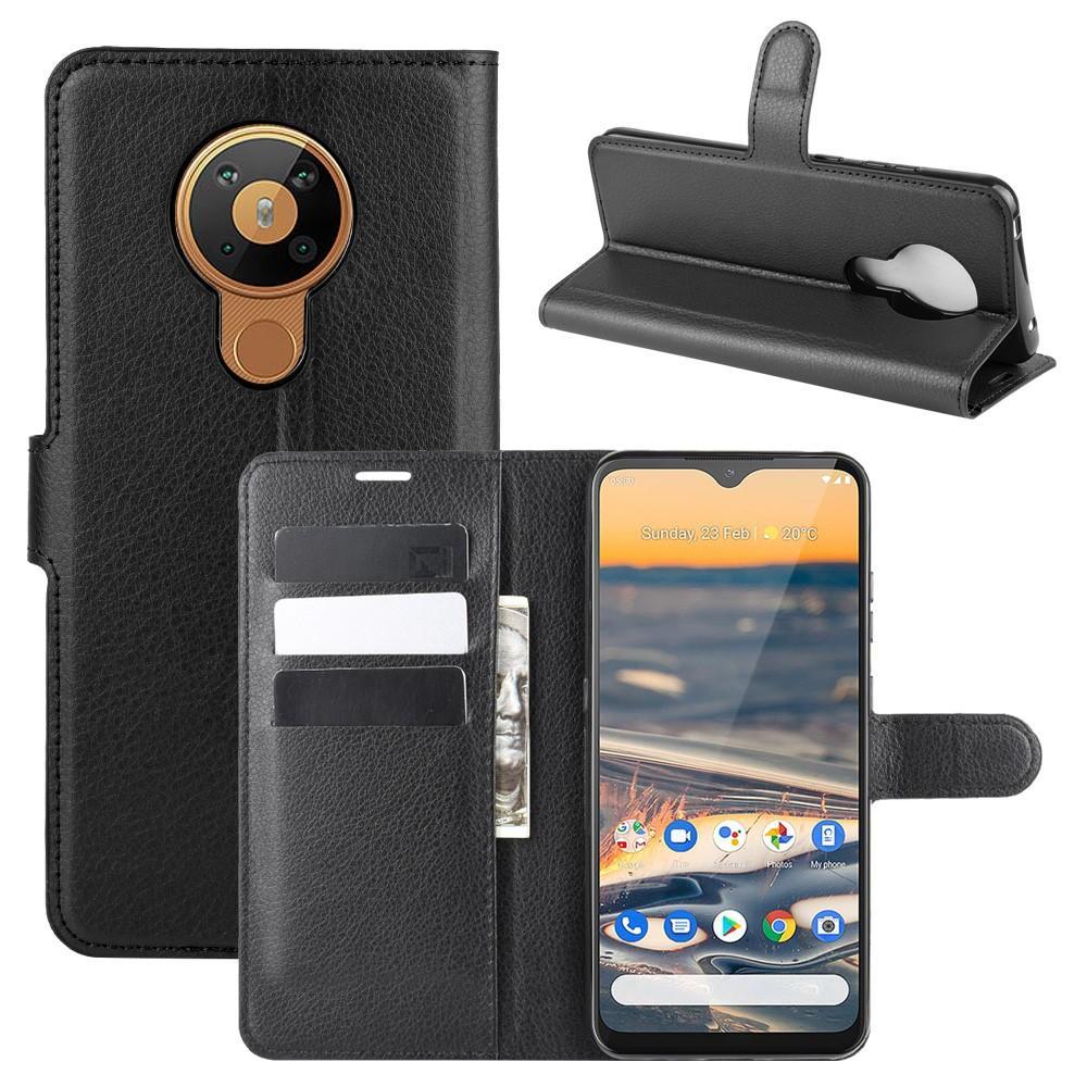 Mobilfodral Nokia 5.3 svart