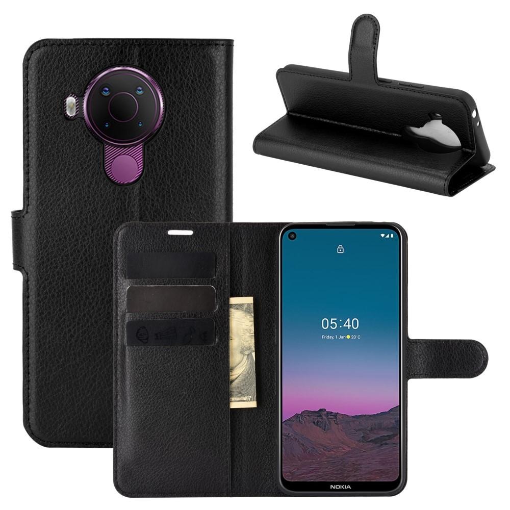Mobilfodral Nokia 5.4 svart