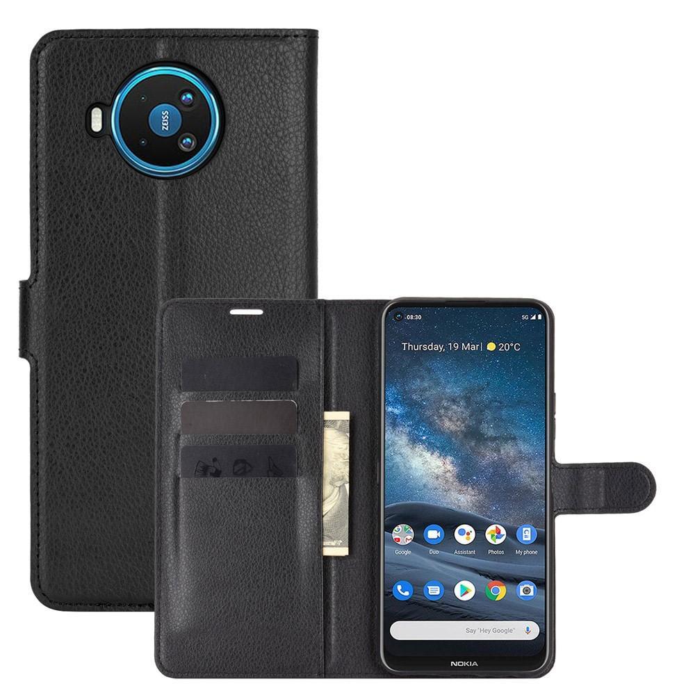 Mobilfodral Nokia 8.3 5G svart
