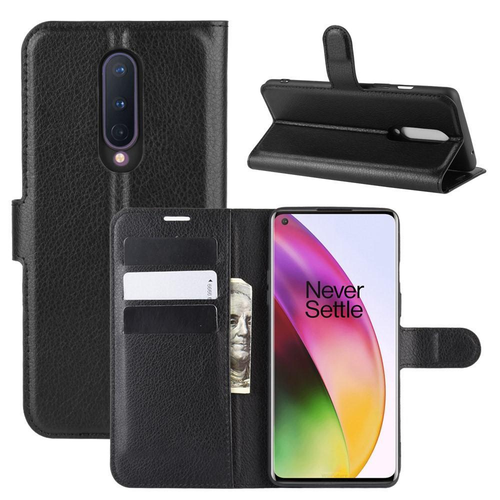 Mobilfodral OnePlus 8 svart