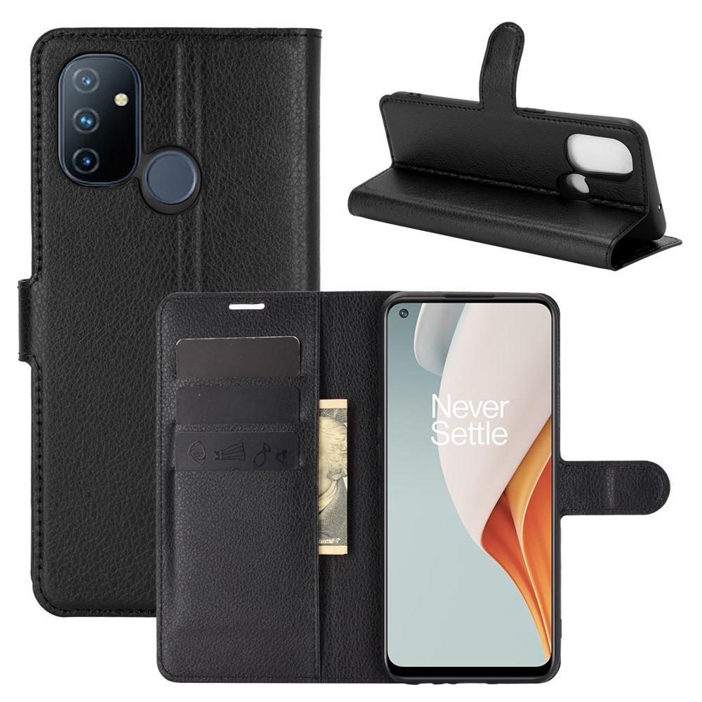Mobilfodral OnePlus Nord N100 svart