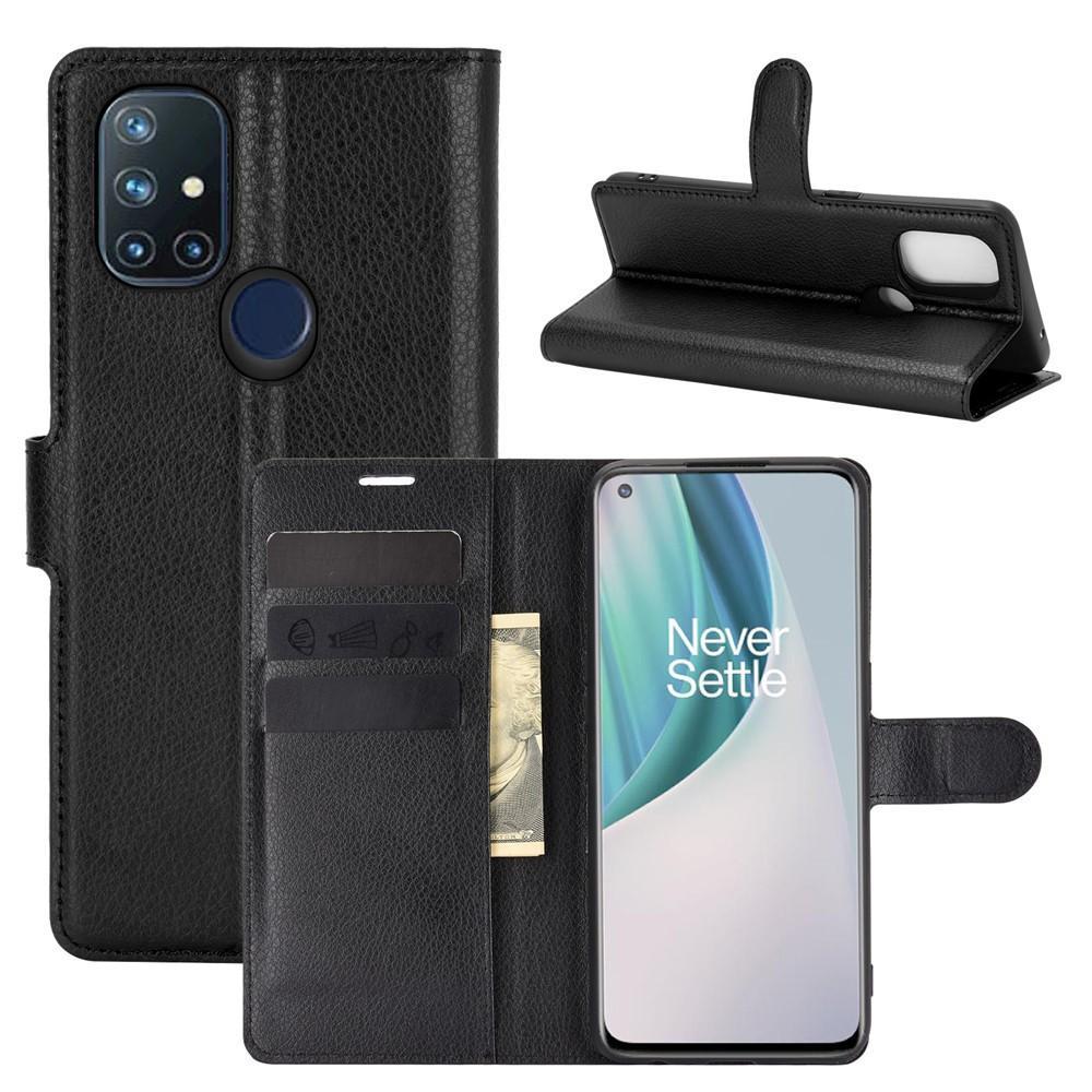 Mobilfodral OnePlus Nord N10 5G svart