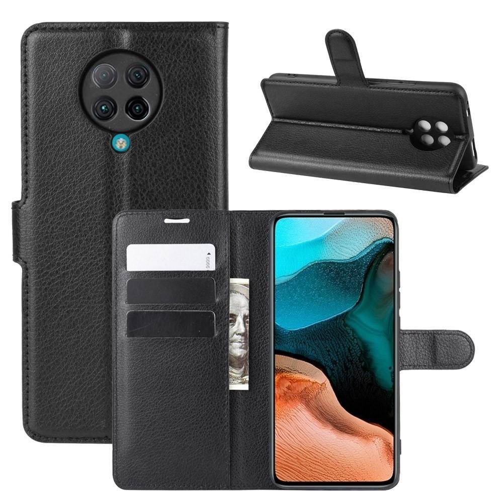 Mobilfodral Poco F2 Pro svart