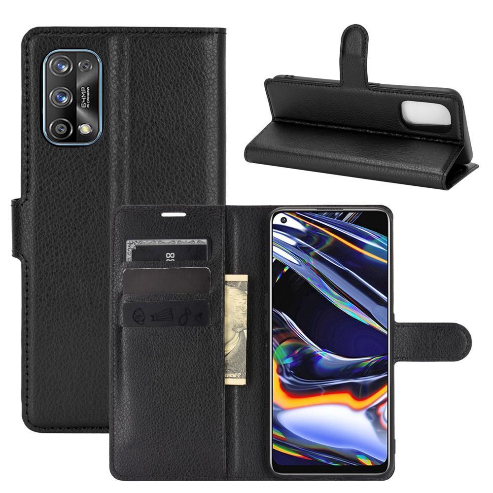 Mobilfodral Realme 7 Pro svart