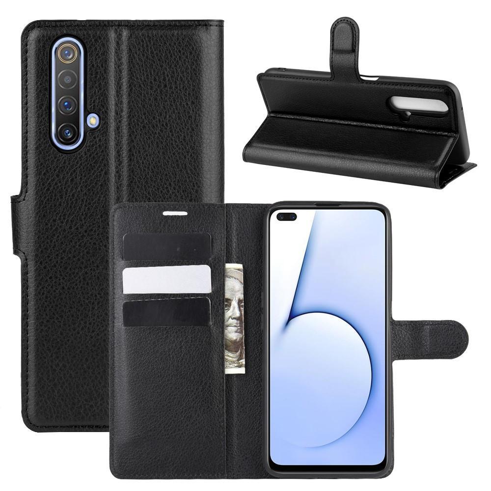 Mobilfodral Realme X50 5G/X3 SuperZoom svart