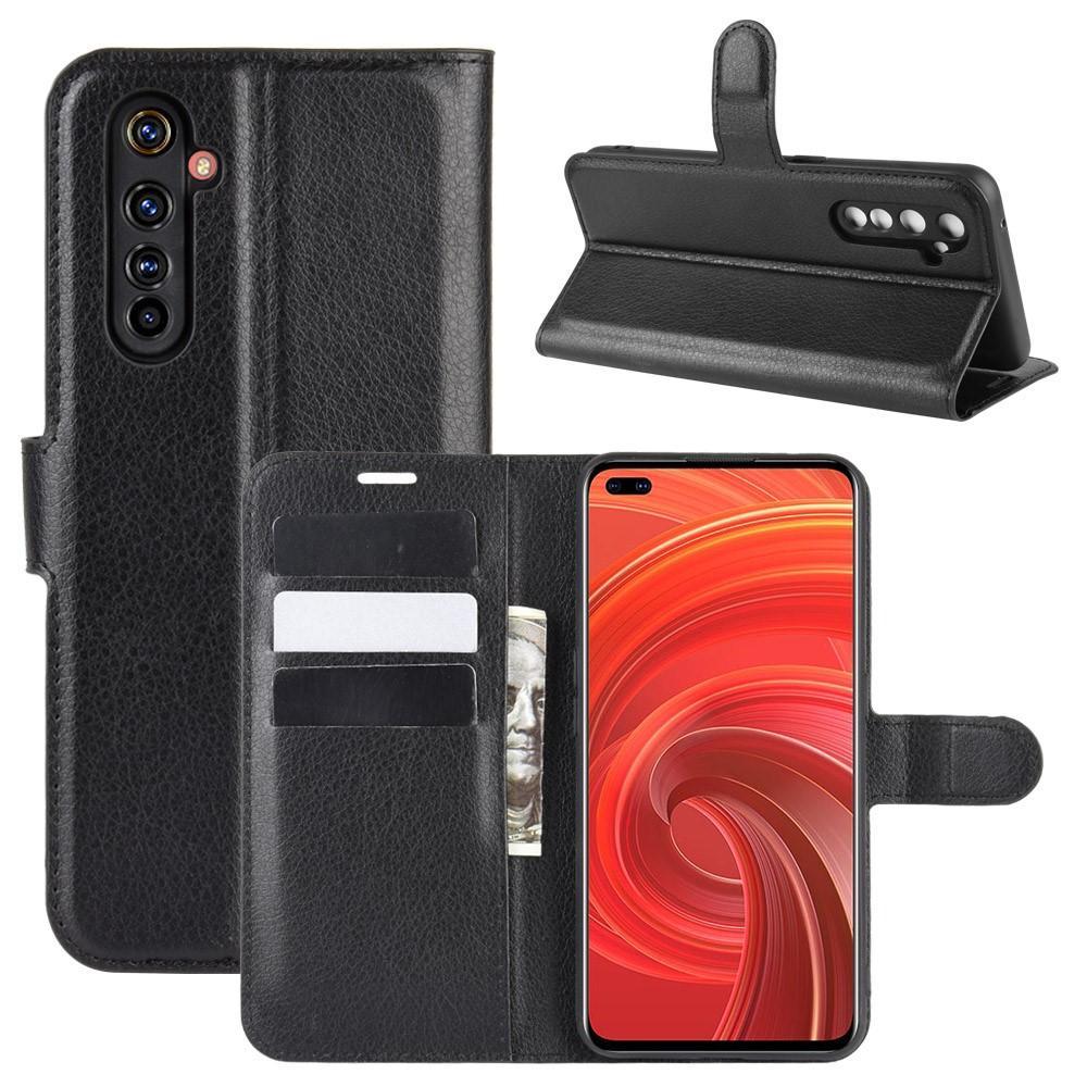 Mobilfodral Realme X50 Pro 5G svart