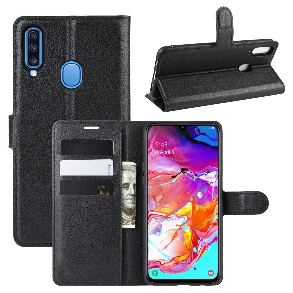 Mobilfodral Samsung Galaxy A20s svart