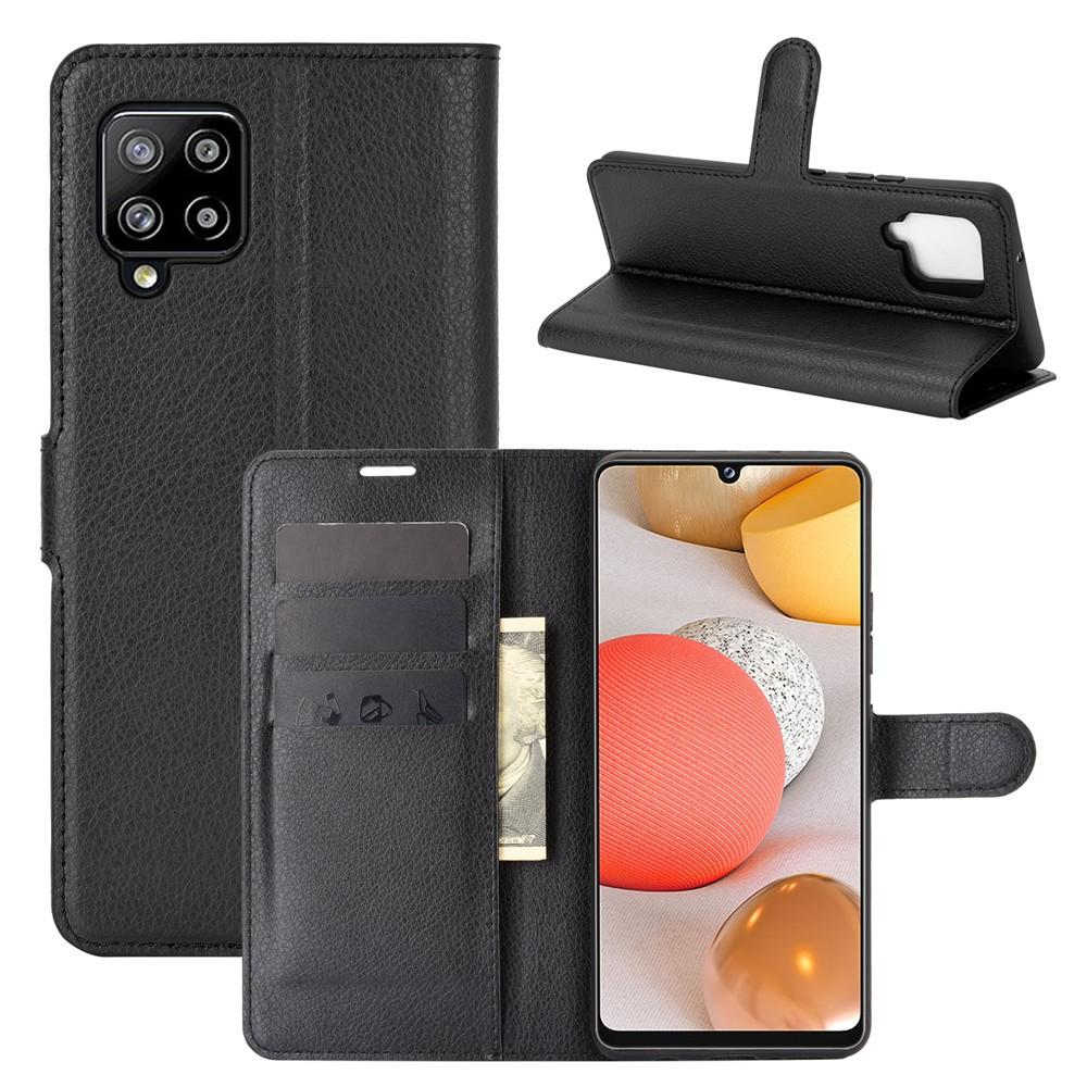 Mobilfodral Samsung Galaxy A42 5G svart