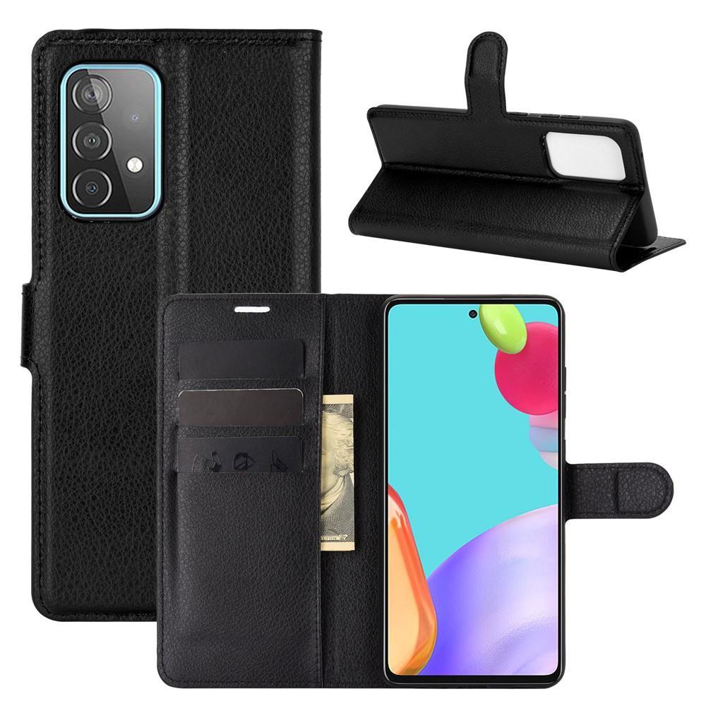 Mobilfodral Samsung Galaxy A52 5G svart