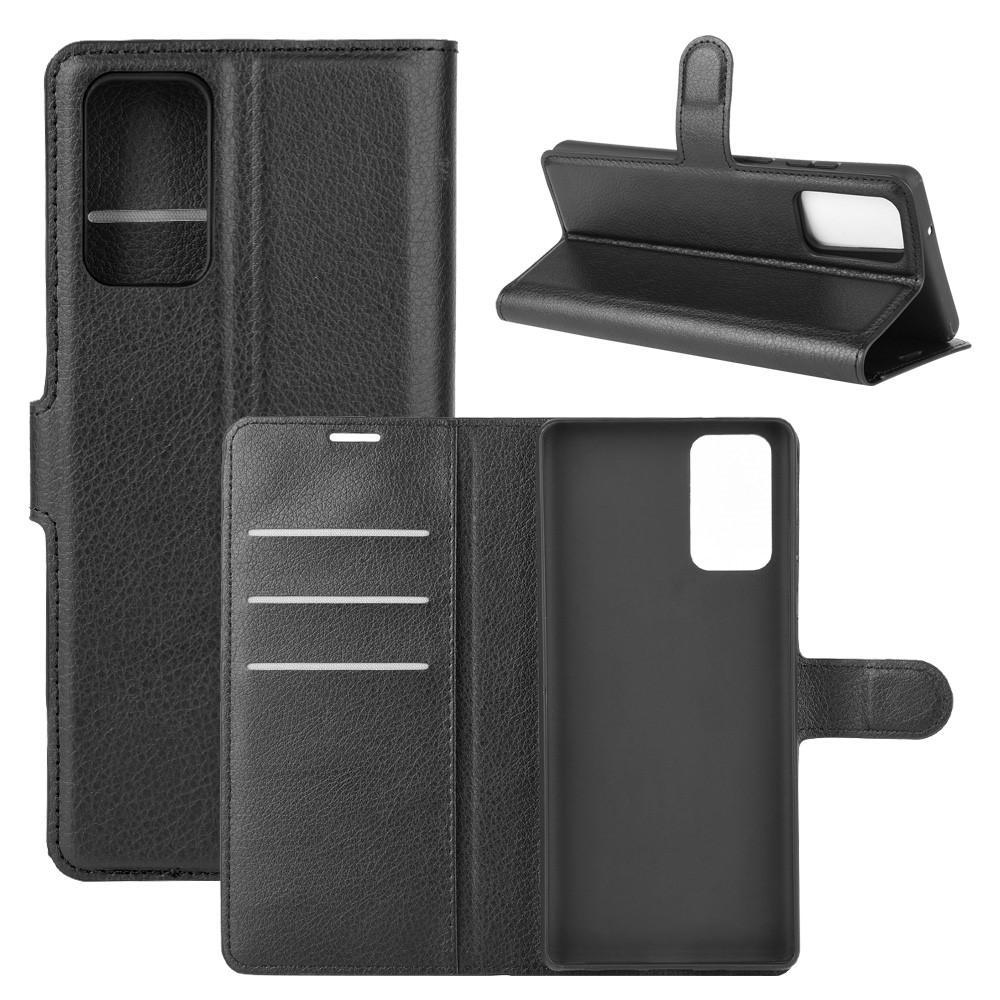 Mobilfodral Samsung Galaxy Note 20 Ultra svart