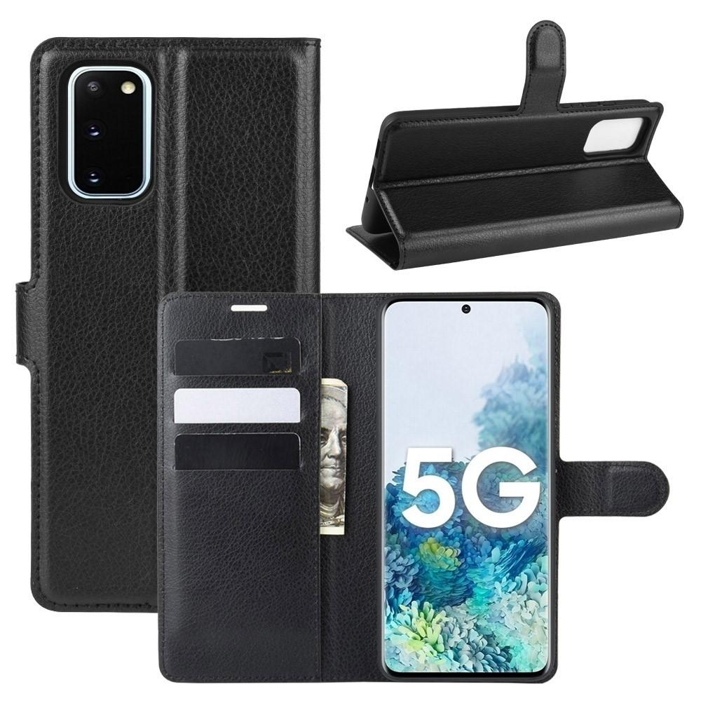 Mobilfodral Samsung Galaxy S20 FE svart