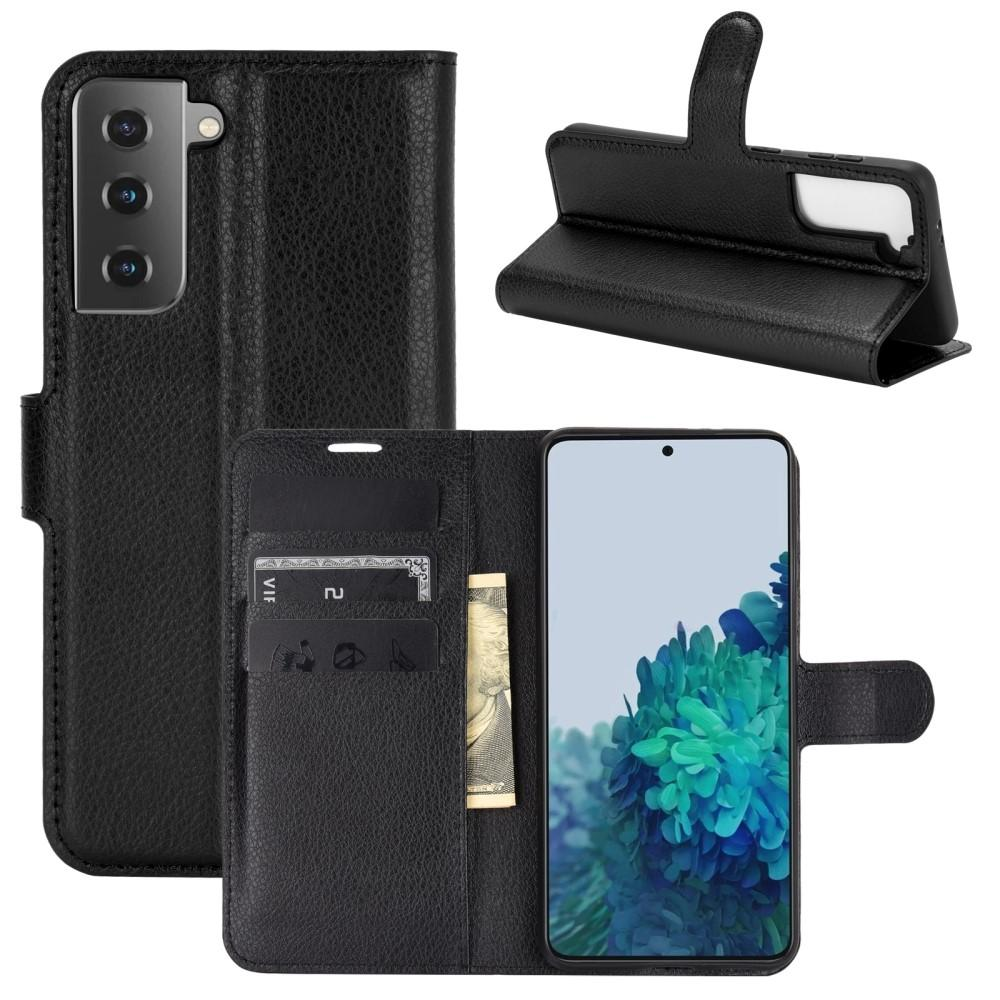Mobilfodral Samsung Galaxy S21 Plus svart