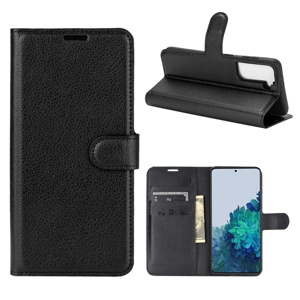Mobilfodral Samsung Galaxy S21 svart