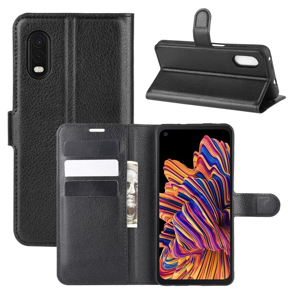 Mobilfodral Samsung Galaxy Xcover Pro svart