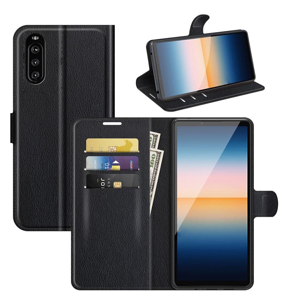 Mobilfodral Sony Xperia 10 III svart