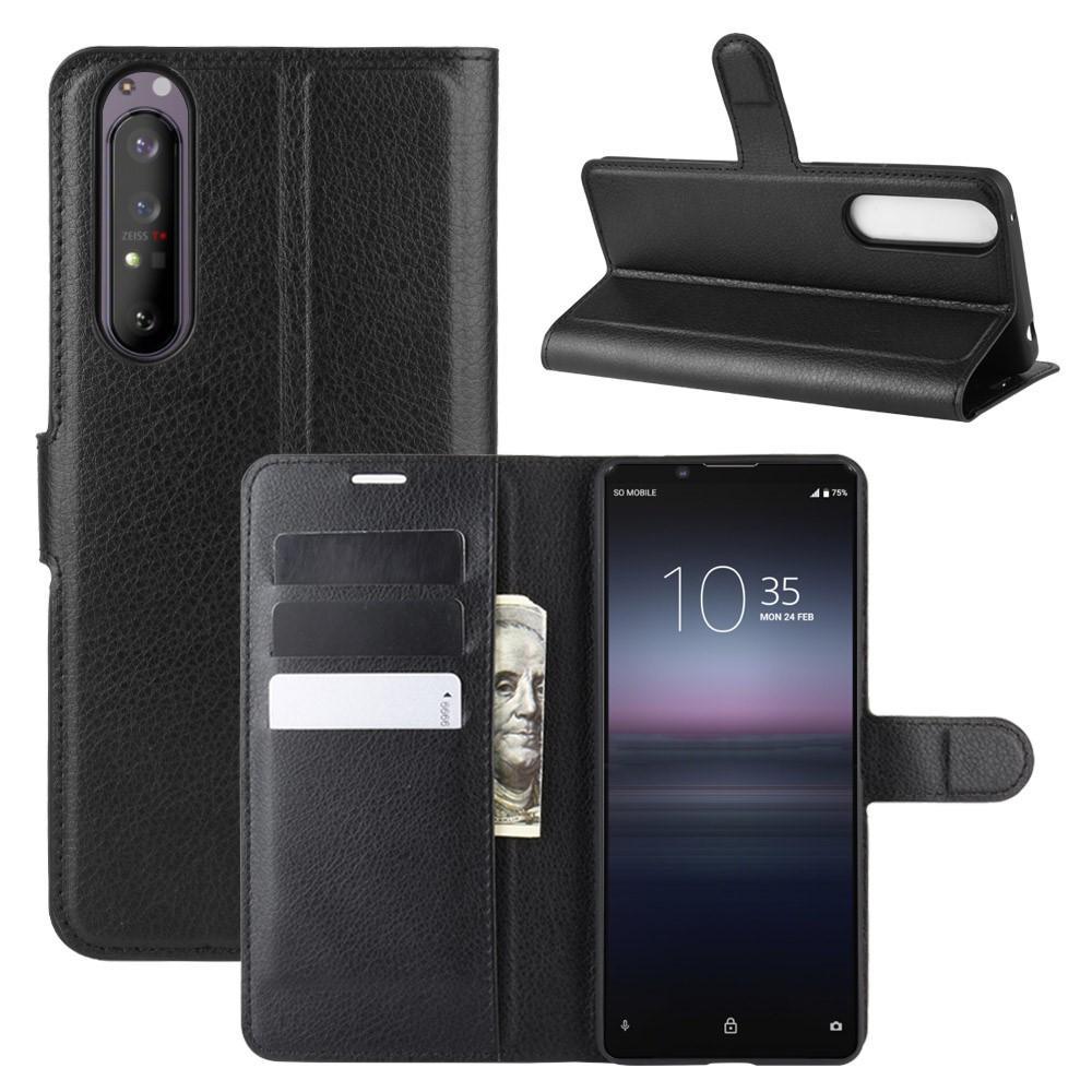Mobilfodral Sony Xperia 1 II svart