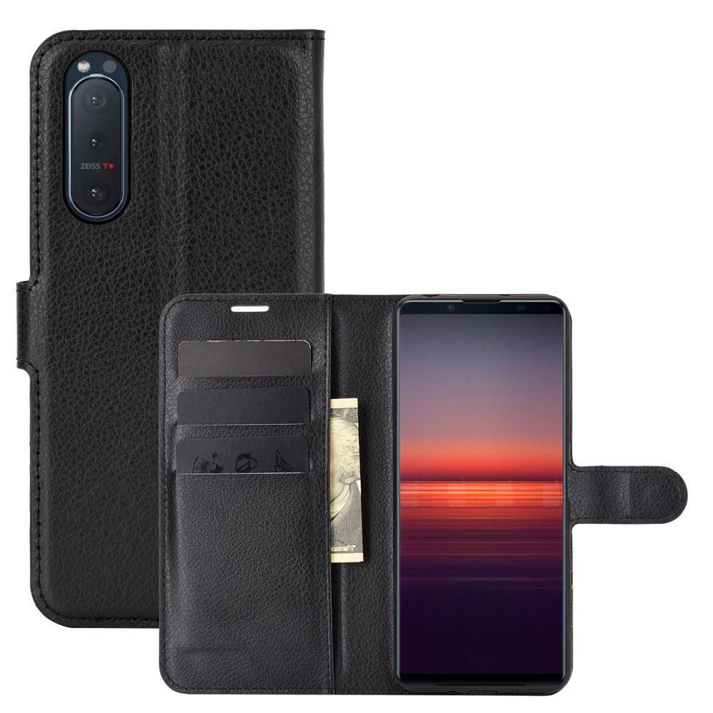 Mobilfodral Sony Xperia 5 II svart