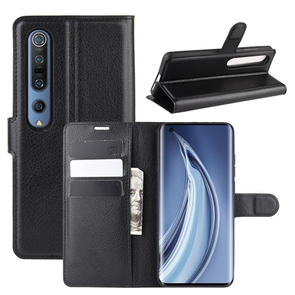 Mobilfodral Xiaomi Mi 10/10 Pro svart