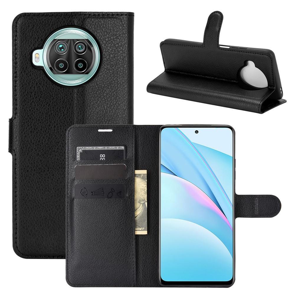 Mobilfodral Xiaomi Mi 10T Lite 5G svart